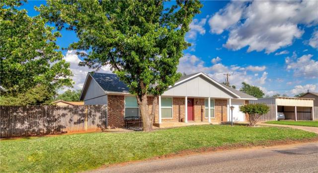 102 S Lusk, Elk City, OK 73644 (MLS #820171) :: Erhardt Group at Keller Williams Mulinix OKC