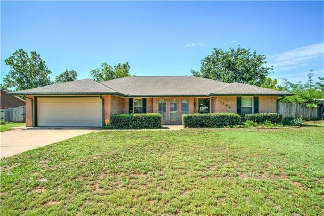 1300 Pepperdine Avenue, Edmond, OK 73013 (MLS #820199) :: Erhardt Group at Keller Williams Mulinix OKC