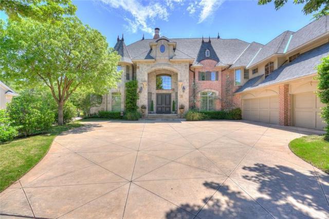 12508 Crick Hollow Court, Oklahoma City, OK 73170 (MLS #820224) :: Wyatt Poindexter Group