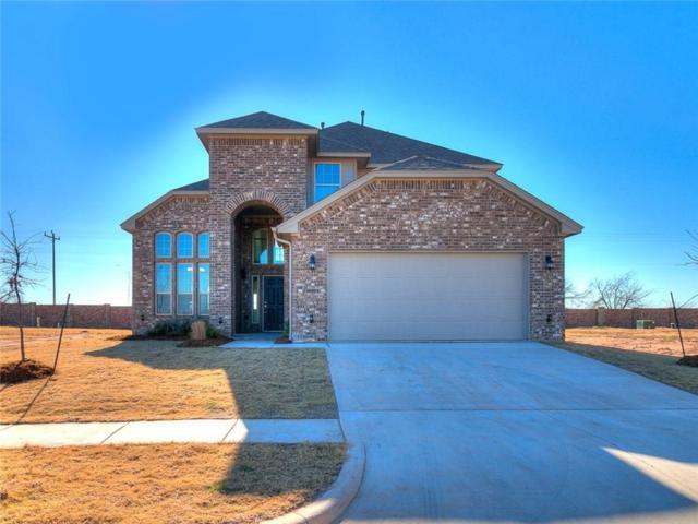 14817 Gravity Falls Lane, Oklahoma City, OK 73142 (MLS #820232) :: Wyatt Poindexter Group
