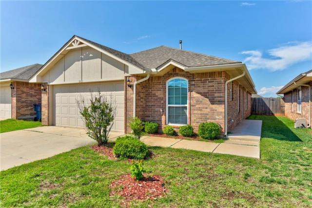 12121 NW 133rd Terrace, Piedmont, OK 73078 (MLS #820237) :: Wyatt Poindexter Group