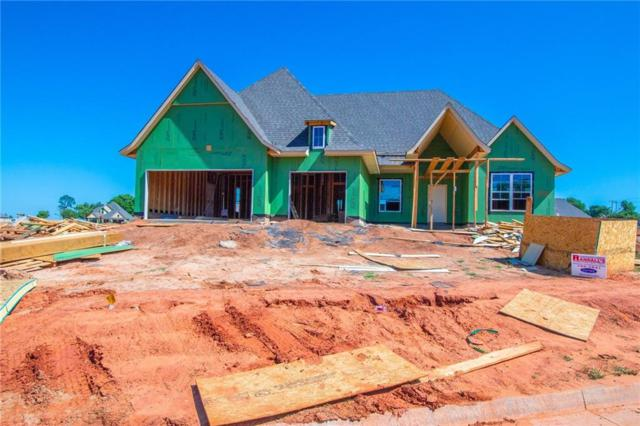 18701 NW Hidden Hill Terrace, Edmond, OK 73012 (MLS #820245) :: Meraki Real Estate