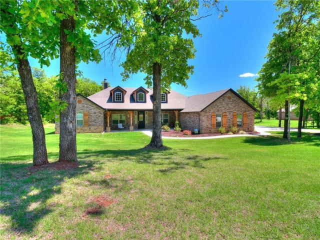 15650 Arbor Meadows Lane, Oklahoma City, OK 73165 (MLS #820303) :: Wyatt Poindexter Group