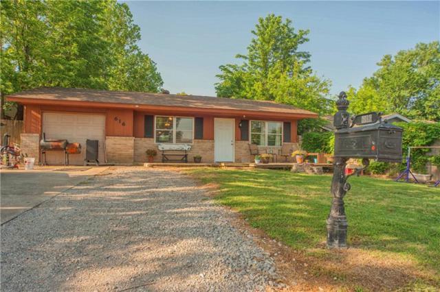 616 Franklin, Jones, OK 73049 (MLS #820304) :: Homestead & Co