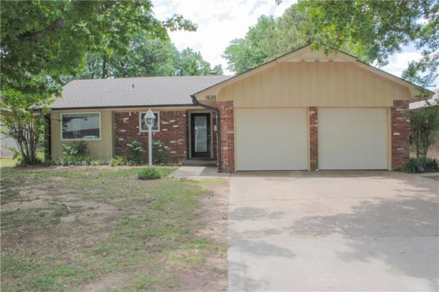 1620 Canterbury Street, Norman, OK 73069 (MLS #820364) :: Wyatt Poindexter Group