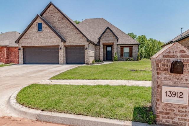13912 Hutchinson Place, Yukon, OK 73099 (MLS #820378) :: Wyatt Poindexter Group