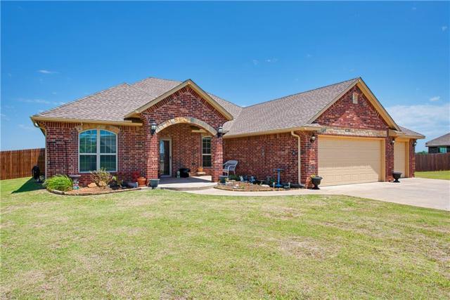 1325 Daniel Way, Tuttle, OK 73089 (MLS #820382) :: Homestead & Co