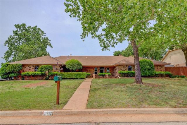 5717 NW 113th Street, Oklahoma City, OK 73162 (MLS #820393) :: Wyatt Poindexter Group