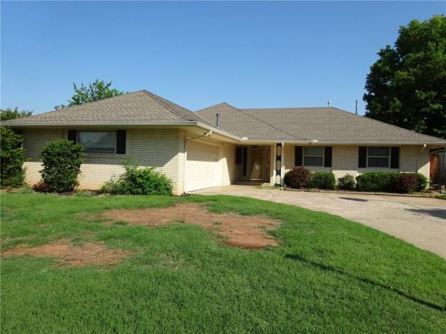 4401 Nw 59th, Oklahoma City, OK 73112 (MLS #820416) :: KING Real Estate Group