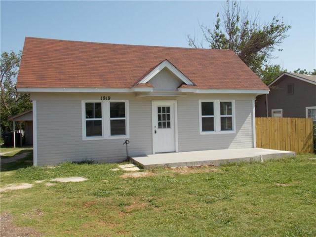 1919 NW 39th Street, Oklahoma City, OK 73118 (MLS #820448) :: KING Real Estate Group