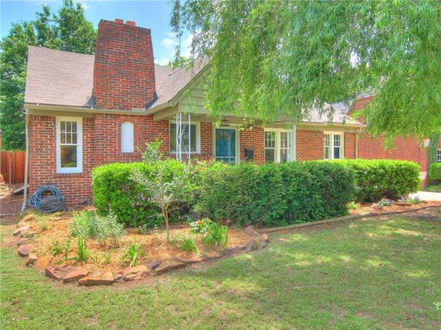 2738 NW 19th Street, Oklahoma City, OK 73107 (MLS #820489) :: Wyatt Poindexter Group