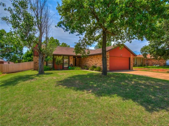 2428 Northwood Lane, Edmond, OK 73013 (MLS #820491) :: Wyatt Poindexter Group