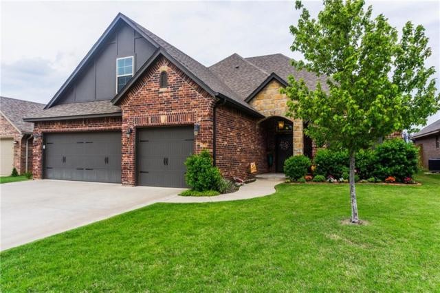 3715 Presidio Circle, Norman, OK 73072 (MLS #820512) :: Wyatt Poindexter Group
