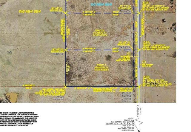 Tract 7 - County Street 2940, Blanchard, OK 73010 (MLS #820519) :: Wyatt Poindexter Group