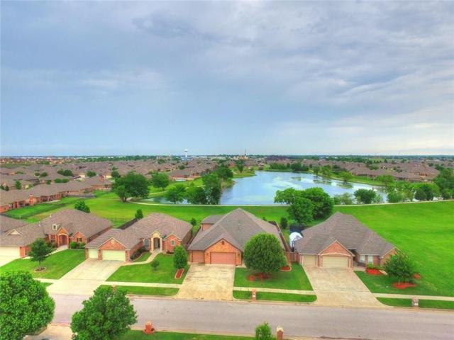 805 Carol Ann Place, Moore, OK 73160 (MLS #820529) :: Meraki Real Estate