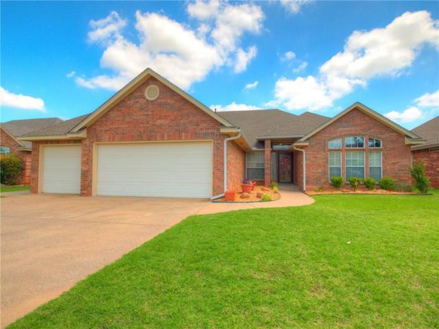 10620 S Miller Avenue, Oklahoma City, OK 73170 (MLS #820539) :: Meraki Real Estate