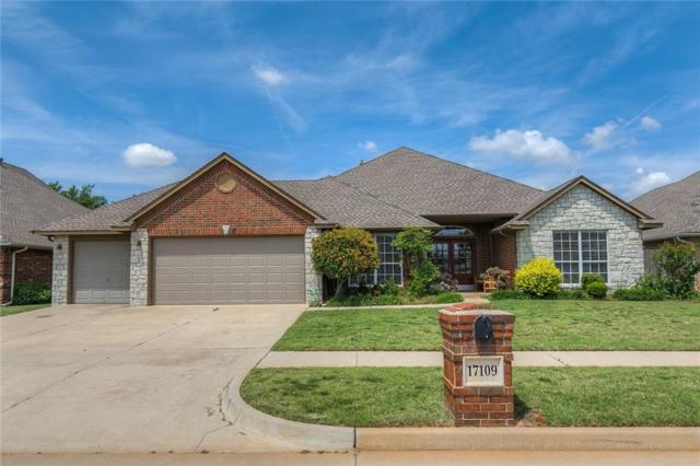 17109 Gladstone Lane, Edmond, OK 73012 (MLS #820576) :: Homestead & Co