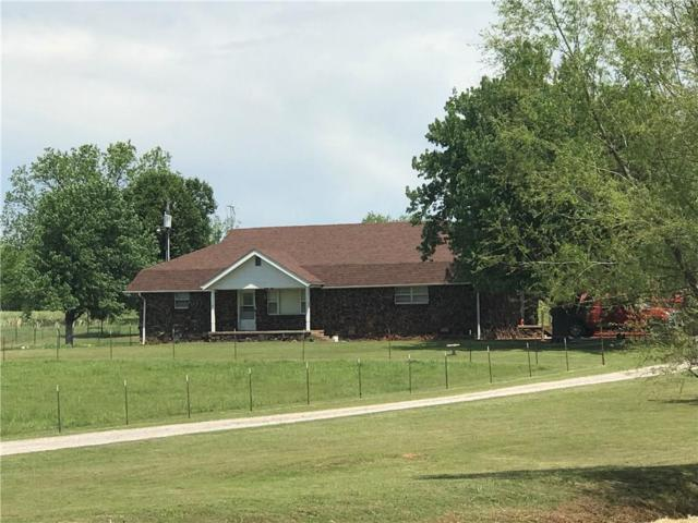36429 E County Road 1510, Pauls Valley, OK 73075 (MLS #820579) :: KING Real Estate Group