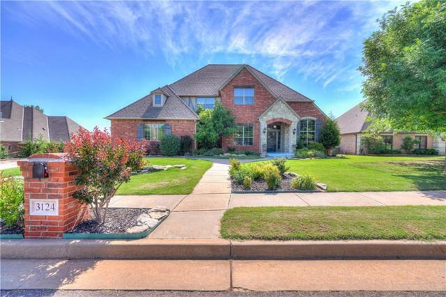 3124 Cumberland Drive, Edmond, OK 73034 (MLS #820591) :: Homestead & Co