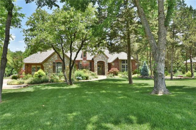 7450 Winterwood Drive, Edmond, OK 73025 (MLS #820603) :: Wyatt Poindexter Group