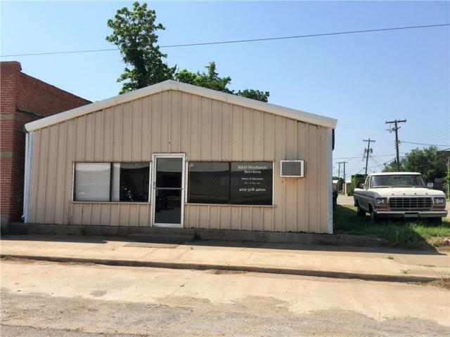 115 E Madison Street, Crescent, OK 73028 (MLS #820627) :: Wyatt Poindexter Group