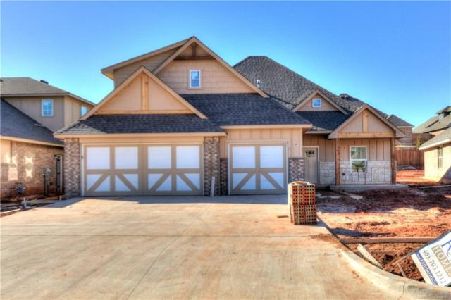 2009 Creek Side Circle, Moore, OK 73160 (MLS #820640) :: Meraki Real Estate