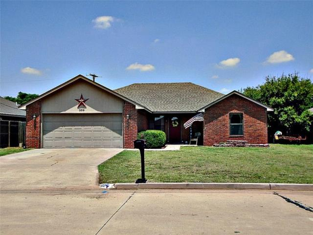 309 Libra, Altus, OK 73521 (MLS #820642) :: Wyatt Poindexter Group
