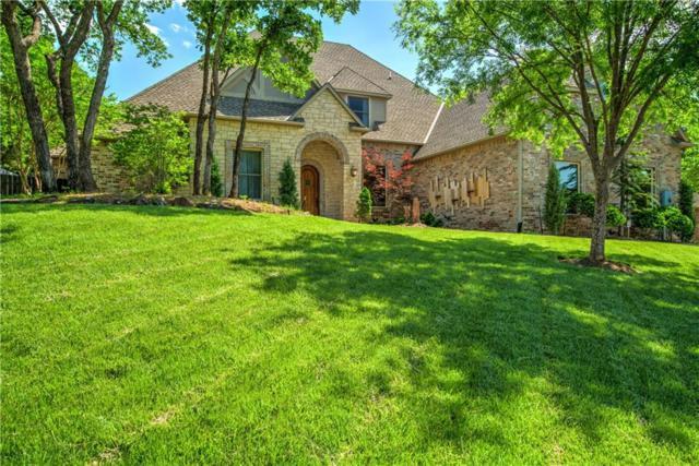 3612 Hunters Creek Road, Edmond, OK 73003 (MLS #820654) :: Wyatt Poindexter Group