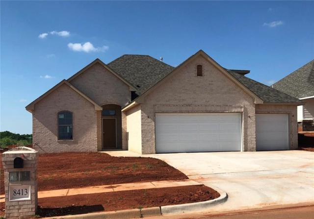 8413 NW 159th Street, Edmond, OK 73013 (MLS #820655) :: Wyatt Poindexter Group