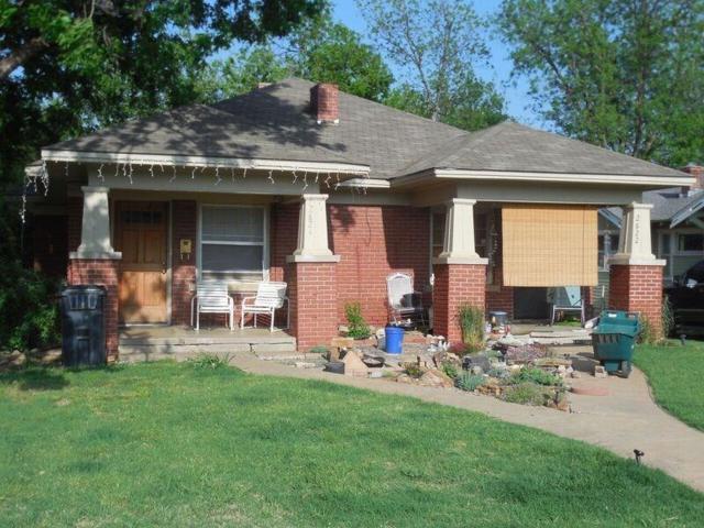 2822 N Hudson Avenue, Oklahoma City, OK 73103 (MLS #820680) :: Meraki Real Estate