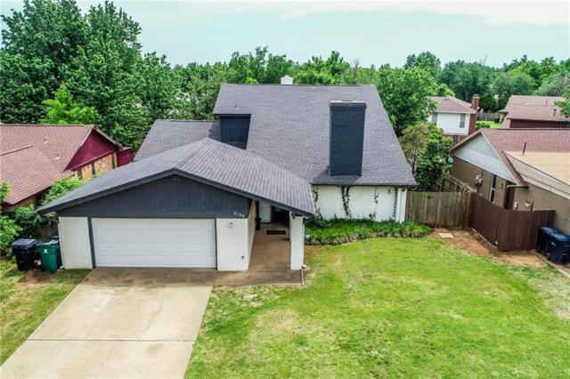 2108 115th Terrace, Oklahoma City, OK 73120 (MLS #820684) :: Homestead & Co