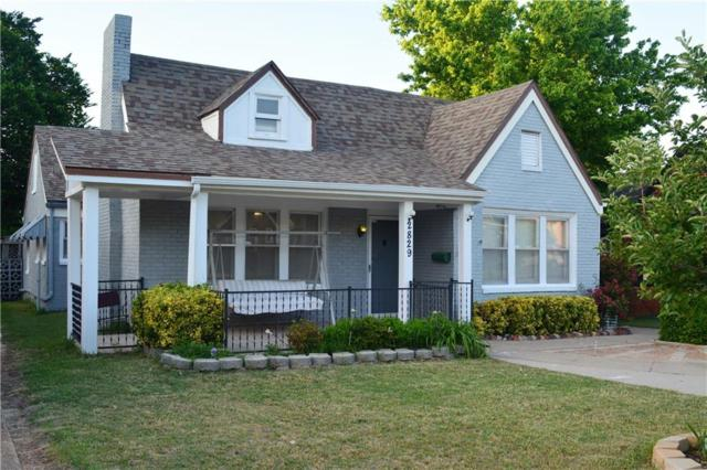 2829 21st Street, Oklahoma City, OK 73107 (MLS #820692) :: Wyatt Poindexter Group