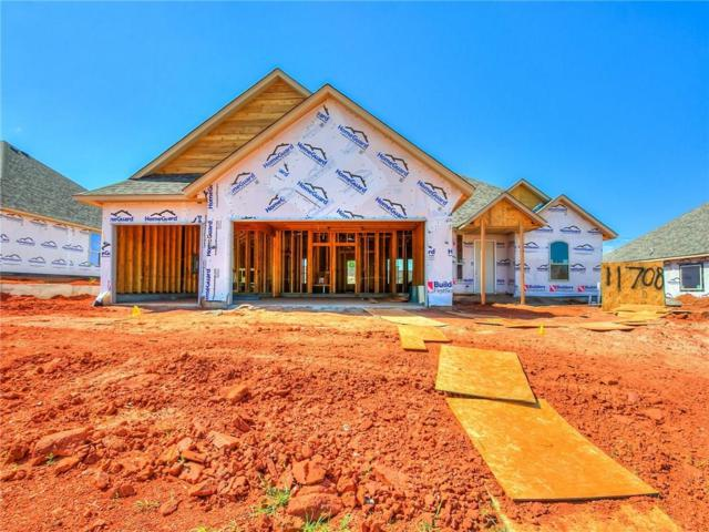 11708 NW 109th Street, Yukon, OK 73099 (MLS #820703) :: Wyatt Poindexter Group
