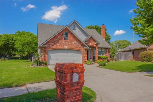 237 Deerhurst Drive, Norman, OK 73072 (MLS #820711) :: Meraki Real Estate
