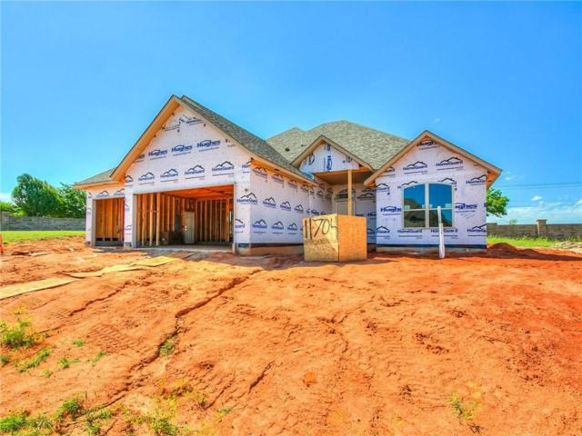 11704 NW 109th Street, Yukon, OK 73099 (MLS #820713) :: Wyatt Poindexter Group