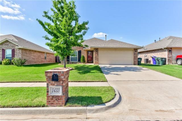 1433 Deer Chase Drive, Norman, OK 73071 (MLS #820717) :: Meraki Real Estate