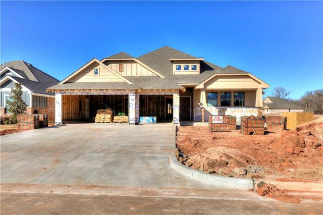 2813 Pebble Creek Street, Moore, OK 73160 (MLS #820766) :: Homestead & Co