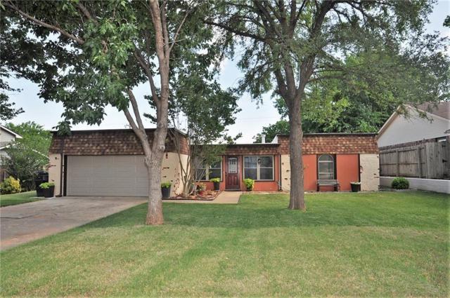 5721 NW 115th Street, Oklahoma City, OK 73162 (MLS #820772) :: Wyatt Poindexter Group