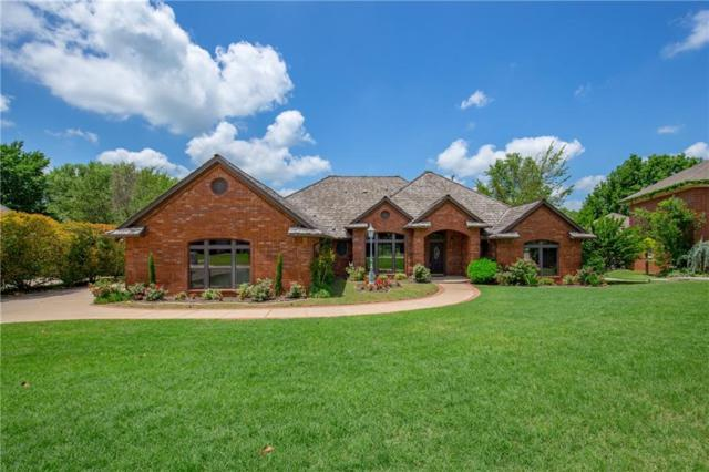 4713 Lake Front Dr, Norman, OK 73072 (MLS #820797) :: UB Home Team