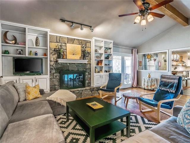 12216 Dover Drive, Oklahoma City, OK 73162 (MLS #820805) :: Meraki Real Estate