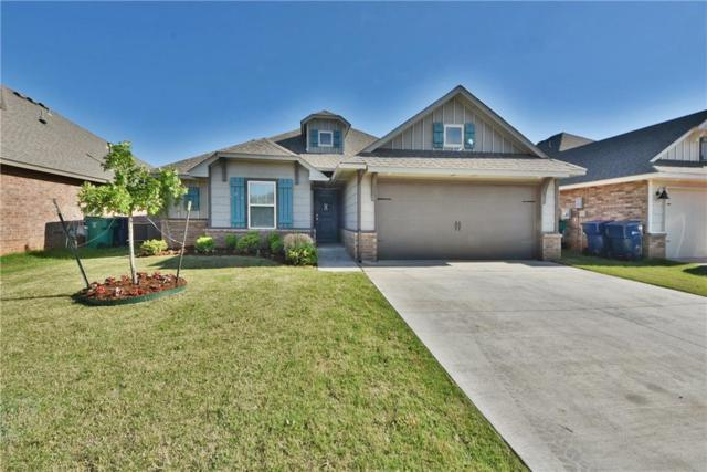 7117 NW 145th Street, Oklahoma City, OK 73142 (MLS #820807) :: Meraki Real Estate