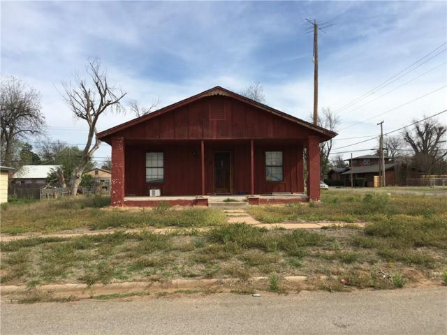 222 E Rosser Avenue, Tipton, OK 73570 (MLS #820820) :: Meraki Real Estate