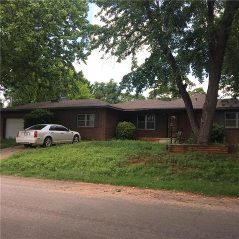 409 E Hallock Gracemont, Gracemont, OK 73042 (MLS #820827) :: Wyatt Poindexter Group
