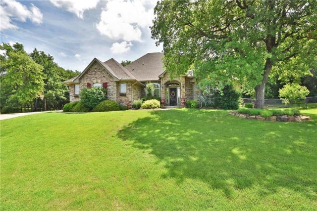 8710 Palermo Drive, Edmond, OK 73034 (MLS #820836) :: Homestead & Co