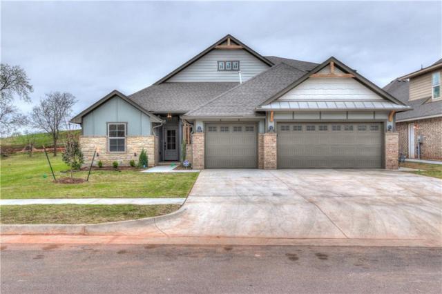 2013 Creek Side Circle, Moore, OK 73160 (MLS #820840) :: Wyatt Poindexter Group