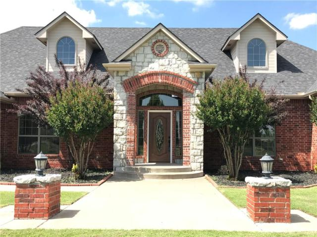 6301 SW 109th Street, Oklahoma City, OK 73173 (MLS #820849) :: Meraki Real Estate