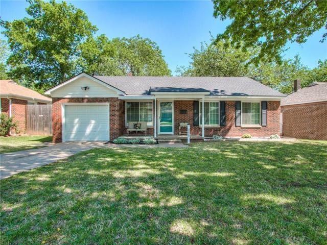 3219 NW 42nd Street, Oklahoma City, OK 73112 (MLS #820853) :: Meraki Real Estate