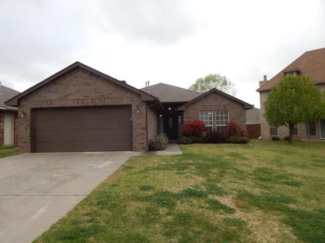 4713 Fawn Run Drive, Yukon, OK 73099 (MLS #820856) :: Meraki Real Estate