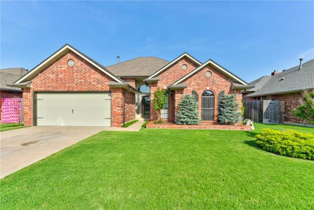 15205 Stone Meadows, Norman, OK 73170 (MLS #820861) :: Meraki Real Estate