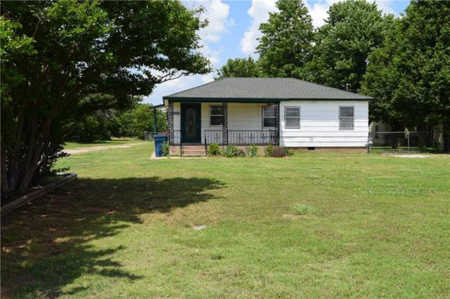 10813 SE 29th Street, Midwest City, OK 73130 (MLS #820876) :: KING Real Estate Group